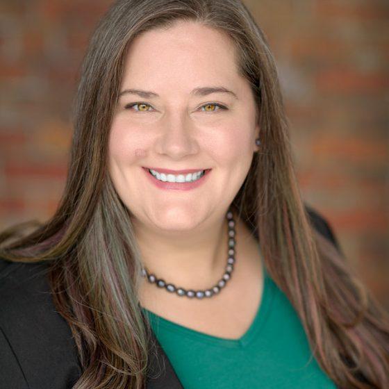Christine Ratcliff, Administrative Assistant